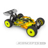JConcepts S1 JQ Racing Light Weight Body (Black Edition/Grey Edition)