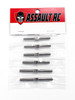 Assault RC Gladiator Titanium Turnbuckle Complete Set for JQ Racing Black Edition (ARC95001)