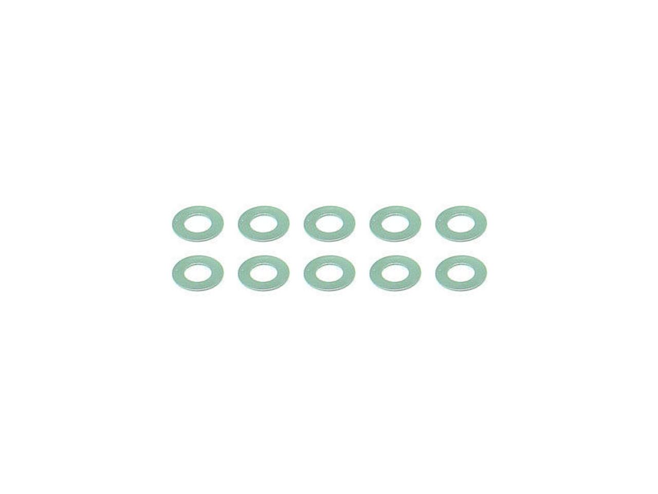 JQ Racing Shim 6x11.5x0.2mm (10pcs)