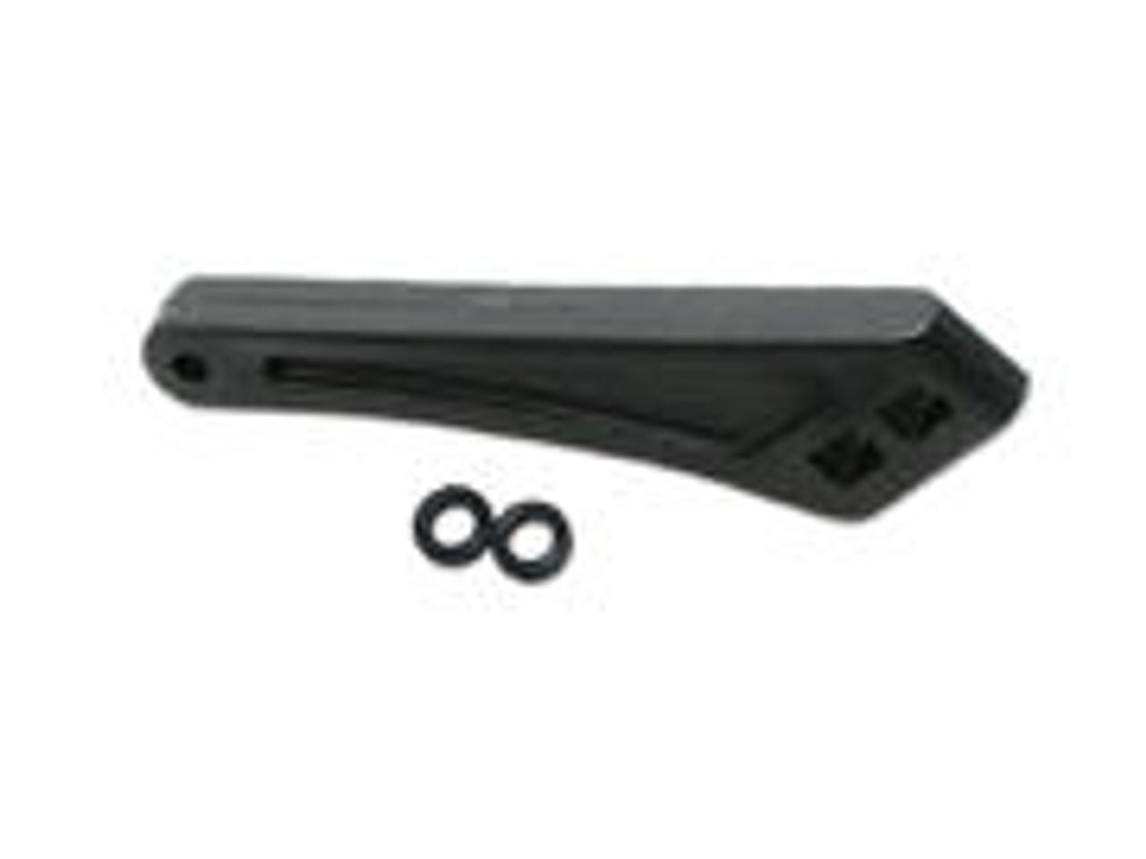 JQ Racing BLACK eCar Plastic Rear Brace