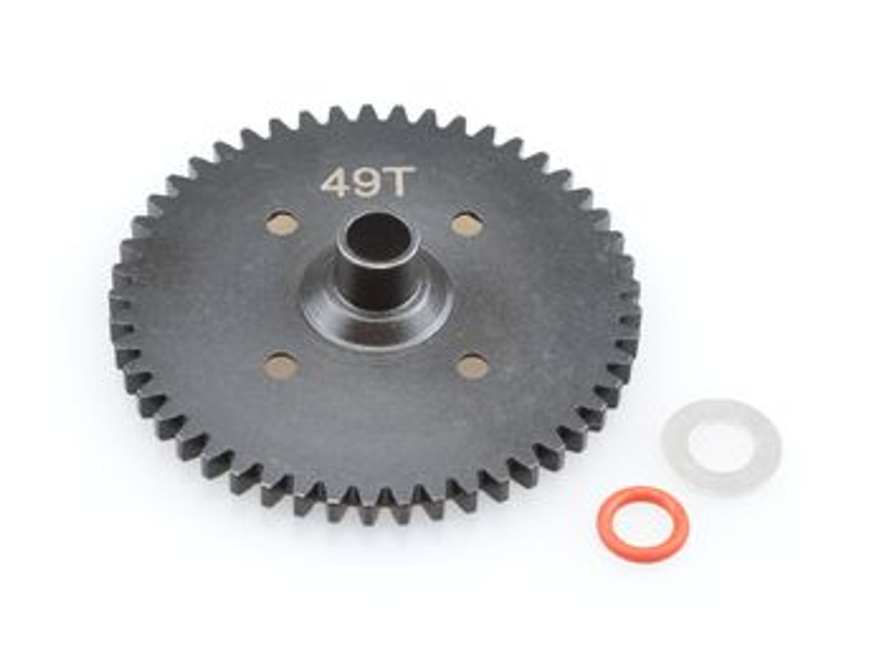 """JQRacing """"Even Smoother"""" Main Gear (49T) (JQB0356)"""