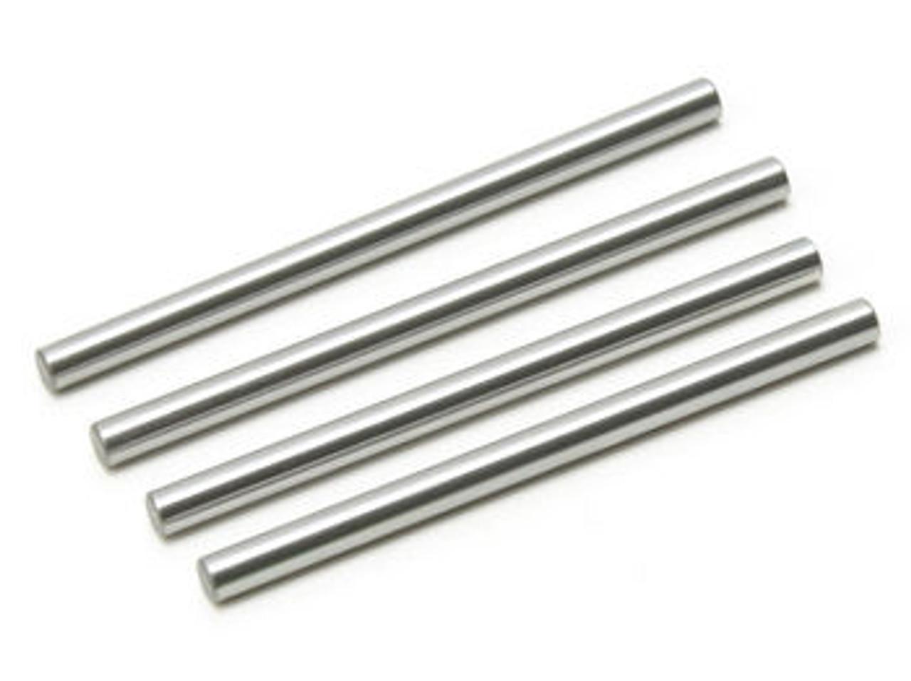 JQRacing Front/Rear Inner Hinge Pin Set (4) (UPDATED) (JQB0068)
