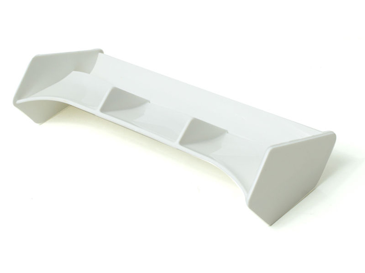 JQRacing THE 1/8 Buggy Wing (White) (JQB0165)