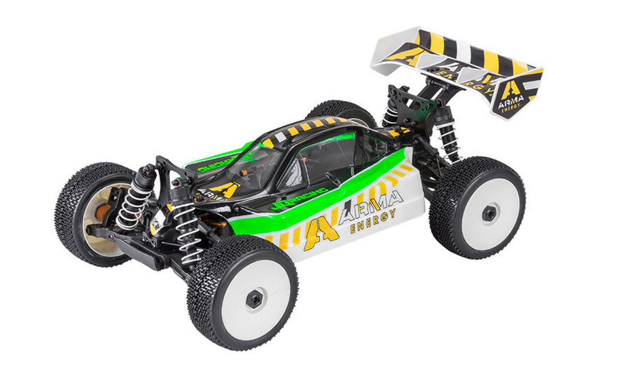 JQRacing THECar RTR Electric Car (JQR0001E)