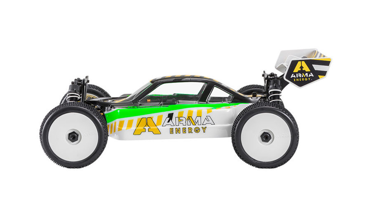 JQRacing THECar RTR side view