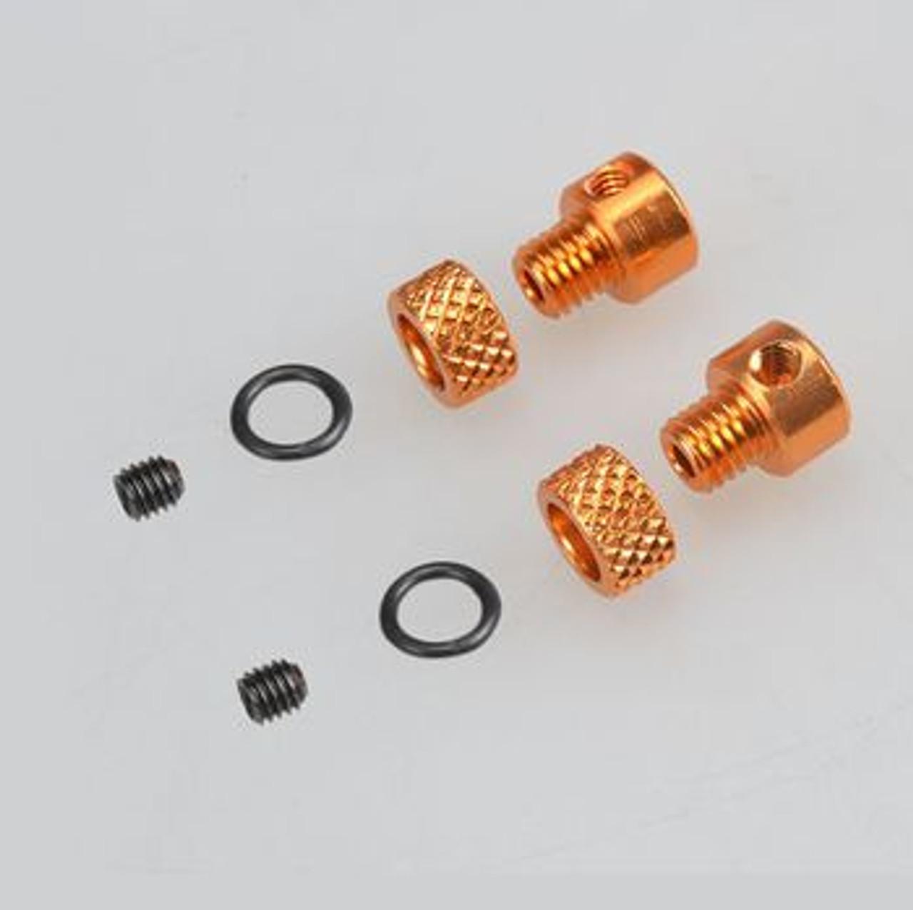 JQRacing Easy Adjustment Brake Linkage (Gold)