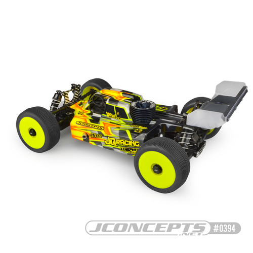 JConcepts S1 JQ Racing Body (Black Edition/Grey Edition)