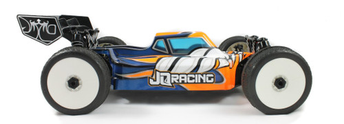 JQRacing THEeCar Black Edition