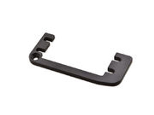 JQ Racing BLACK eCar Servo Brace