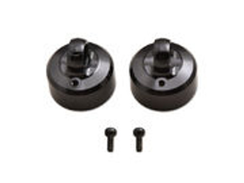 JQ Racing 16mm CNC Vented Shock Cap with Screw (BE, WE)