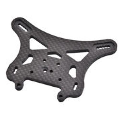 JQ Racing Carbon Fibre Low Rear Shock Tower Even Longer Link (BE)