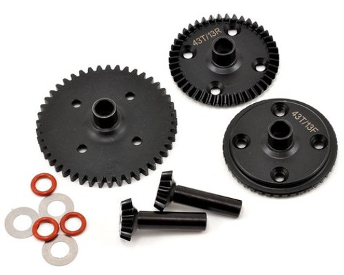 JQ Racing Smooth Gearing Set