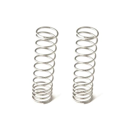 JQRacing Progressive Rear Springs / Soft - Silver