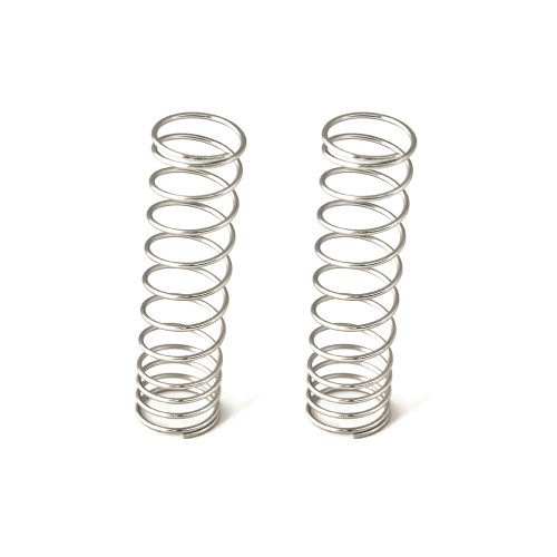 JQRacing Progressive Front Springs / Soft - Silver