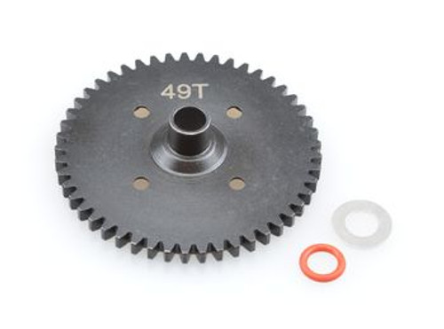 "JQRacing ""Even Smoother"" Main Gear (49T) (JQB0356)"