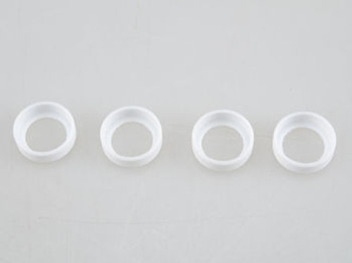 JQRacing Plastic Bearing Insert 4pcs (BE, WE) (JQB0383)