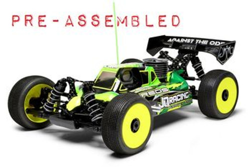 JQRacing THECar BLACK Edition SPEC-Q PRE-ASSEMBLED (JQB0777SQ)