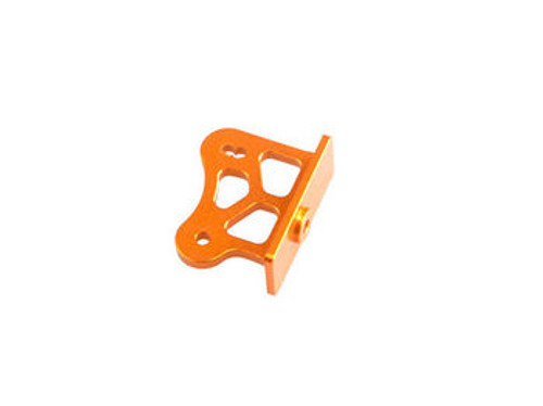 JQRacing CNC Right High Wing Mount (Gold) (JQB0349)