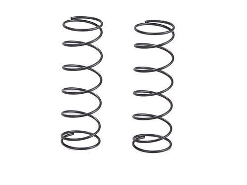 JQRacing Front Springs - 7-Coil 70mm - Hard (Black) (JQB0229)