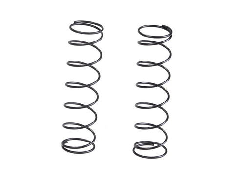 JQRacing Rear Springs - 8-Coil 85mm - Hard (Black) (JQB0230)