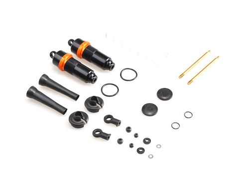 JQRacing Complete 16mm Silk Rear Shocks (JQB0335)