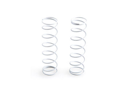JQRacing Rear Springs - 8.25-Coil 85mm - Med-Hard (Grey) (JQB0348)