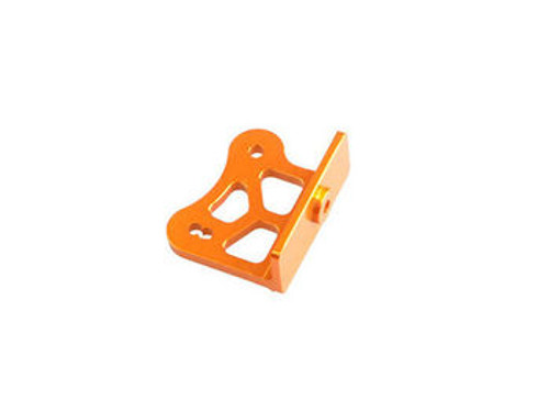 JQRacing CNC Left High Wing Mount (Gold) (JQB0350)