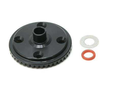 JQ Racing 41/11 Front Crowngear. For Overdrive (Orig. THECar)