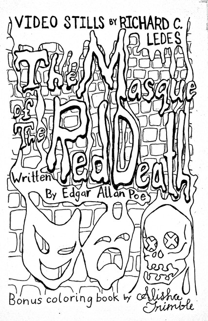 The Masque of The Red Death The Zine