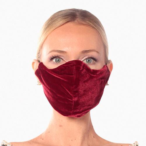Red Velvet Mask