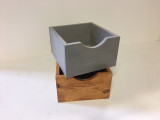 Wood Storage Boxes In Your Choice Of Color