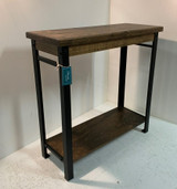 Steel Leg Console Table in your Choice of Color and Size