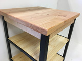 Kitchen Islands,  Craft Tables,  Desks Using Our New Industrial Look