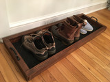 New Shoe Boot Tray