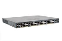 Cisco 2960-X Series 48 Port 740W PoE+ Switch, WS-C2960X-48FPS-L