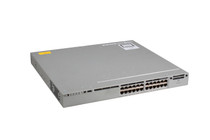 Cisco 3850 Series UPOE 24 Port Switch, IP Base, WS-C3850-24U-S