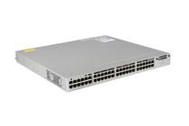 Cisco Catalyst 3850 Series Switch, 48 Port, PoE+, LAN Base, WS-C3850-48P-L