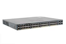 Cisco 2960-X Series 48 Port LAN Base Switch, WS-C2960X-48TS-L