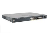 Cisco Catalyst 2960-X Series 24 Port 370W PoE+ Switch, WS-C2960X-24PS-L