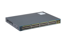 Cisco 2960 Series 48 Port PoE Switch, C2960-48PST-S