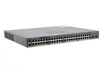 Cisco 2960-X Series 48 Port 370W PoE+ Switch, WS-C2960X-48LPD-L