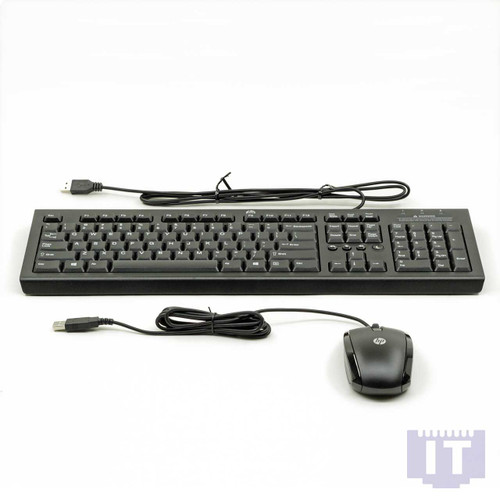HP keyboard and mouse kit