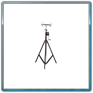 ST-132 Tri-Pod Crank Stand