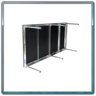 Quik Stage 4 x 8 Weather Resistant Stage Deck