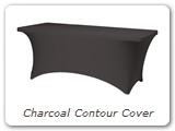 Charcoal Contour Cover