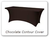 Chocolate Contour Cover