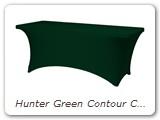 Hunter Green Contour Cover