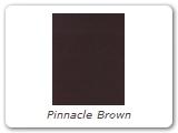 Pinnacle Brown