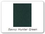 Savoy Hunter Green