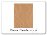 Wave Sandalwood